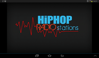 Screenshot of Hip Hop Radio Stations