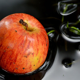 An Apple A Day by Neil Hannam - Food & Drink Fruits & Vegetables ( fruit, food, apple,  )