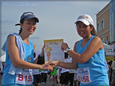 IOI Community Run 2008