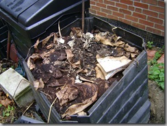 Composter #2 - let it rot!