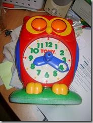 clock 007