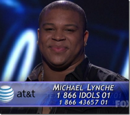 Michael Lynche Miss You American Idol Top 12 March 16
