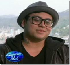 Andrew Garcia I Heard It Through the Grapevine American Idol March 23
