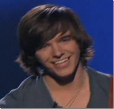 Tim Urban Cant Help Falling In Love Top 9 American Idol April 13