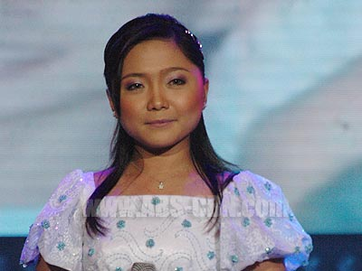 charice abs cbn station id, charice fingerprint