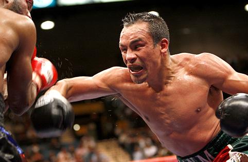 Marquez vs Diaz, Juan Manuel Marquez