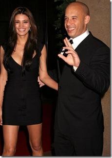 Vin Diesel Girlfriend Paloma Lopez