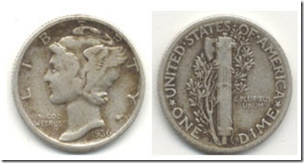 Mercury Dime - How Much Does a Mercury Dime Cost Now?