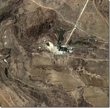 north-korea-rocket-launch-pad site