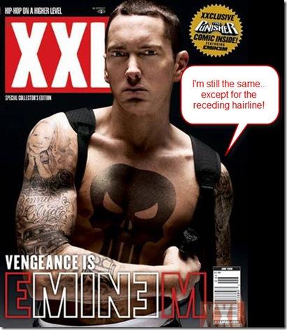 Eminem XXL Magazine