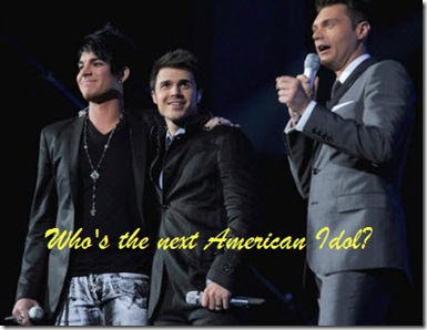 Who will go home in American Idol Season 8