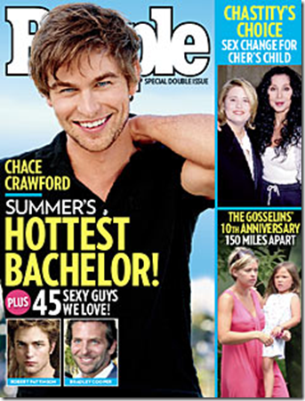 Chace Crawford Peoples Hottest Bachelor