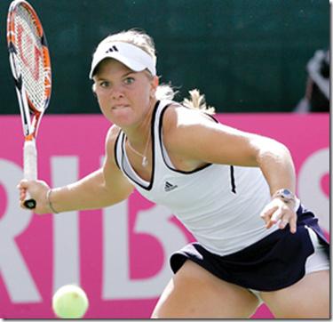 Melanie Oudin US Open
