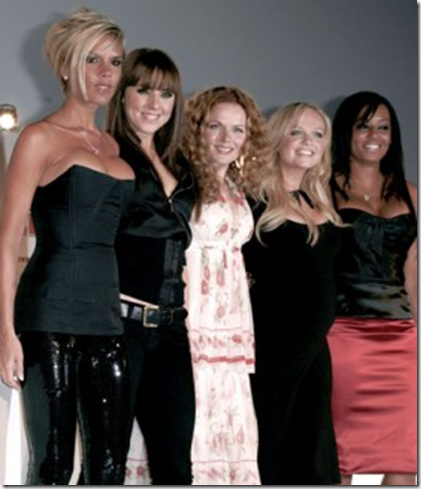 Spice Idols - Spice Girls in search for girls to play them in musical