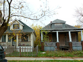 Residential blight