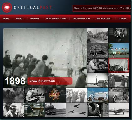 critical past