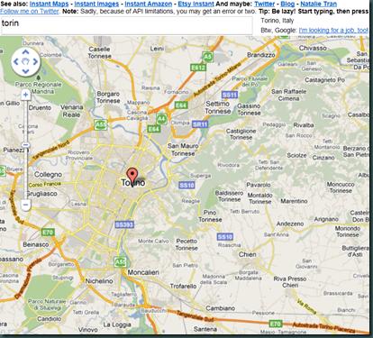 istant maps