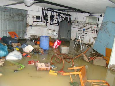 Garaje de la vivienda