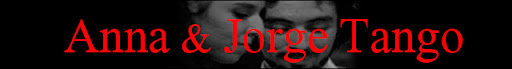 Anna y Jorge Tango