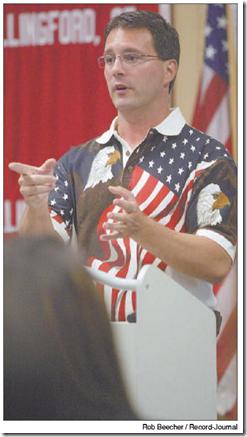Jason SCOW America shirt