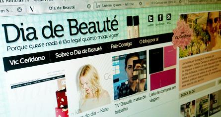 Blog Dia de Beauté