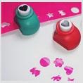 perfurador de papel para cortar adesivos de unha
