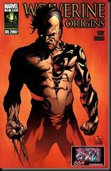 P00013 - Wolverine Origins #13