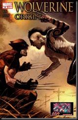 P00014 - Wolverine Origins #14