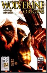P00024 - Wolverine Origins #23