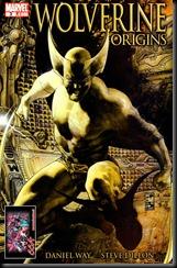 P00003 - Wolverine Origins #3
