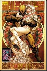 P00005 - Wolverine Origins #5