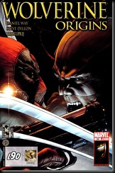 P00025 - Wolverine Origins #24