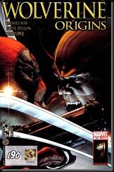 P00025 - Wolverine Origins #24