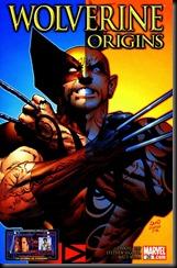P00027 - Wolverine Origins #26