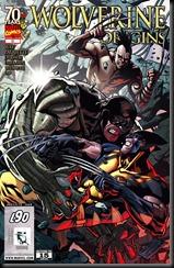 P00034 - Wolverine Origins #32
