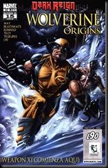 P00035 - Wolverine Origins #33
