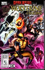 P00036 - Wolverine Origins #34