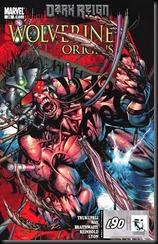 P00038 - Wolverine Origins #36