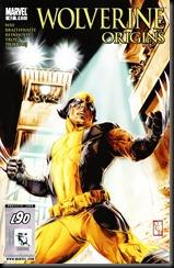 P00044 - Wolverine Origins #42
