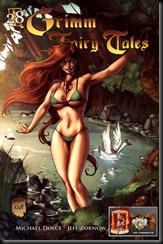 P00030 - Grimm Fairy Tales 28 - El Patito Feo #1