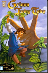 P00009 - Grimm Fairy Tales  - Jack y los Frijoles Mágicos #8