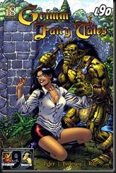 P00019 - Grimm Fairy Tales 18 - El Gruñido de los  Chivos #3