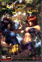 P00025 - Grimm Fairy Tales 23 - Blanca Nieves y Rosa Roja #1