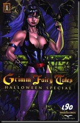 P00051 - Grimm Fairy Tales Hollowen Special