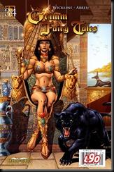 P00038 - Grimm Fairy Tales  - El Gato con Botas #34
