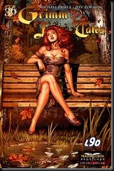 P00040 - Grimm Fairy Tales 36 - El Patito Feo #2