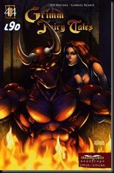 P00048 - Grimm Fairy Tales  - El Hermano del Diablo #44