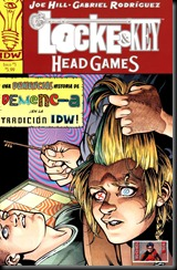 P00003 - Locke &amp; Key - Head Games #6