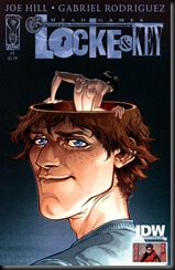 P00005 - Locke &amp; Key - Head Games #6