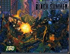 P00005 -  Black Summer #4